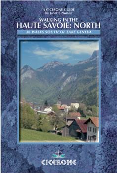 Wandelgids haute savoie north france walking guide 9781852844103 cicerone - Noordelijke deel ...